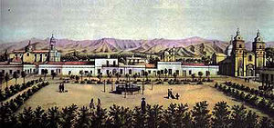 mendonza colonial 300x141 - Mendoza