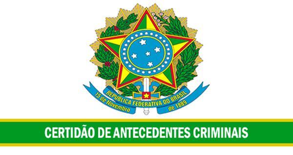 antecedentes criminais - antecedentes criminais
