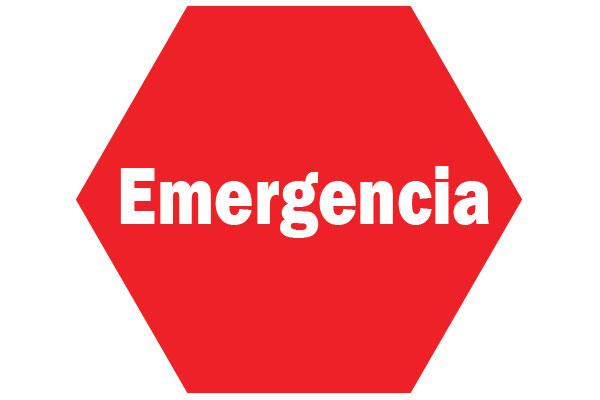 emergencia - emergencia