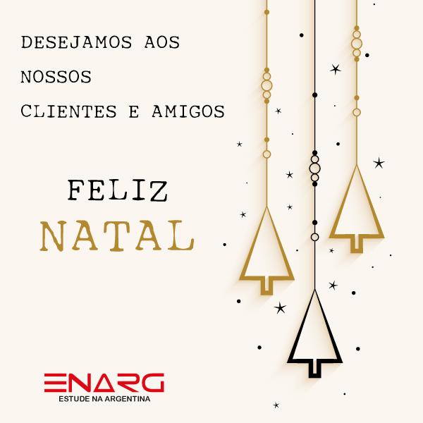 feliz natal enarg - Feliz Natal