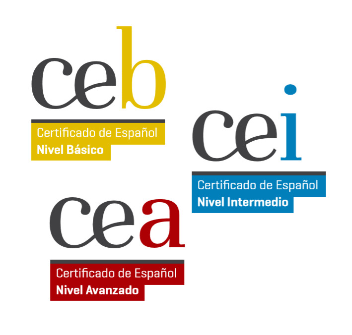 cei ceb cea - Certificados de Proficiência em Espanhol