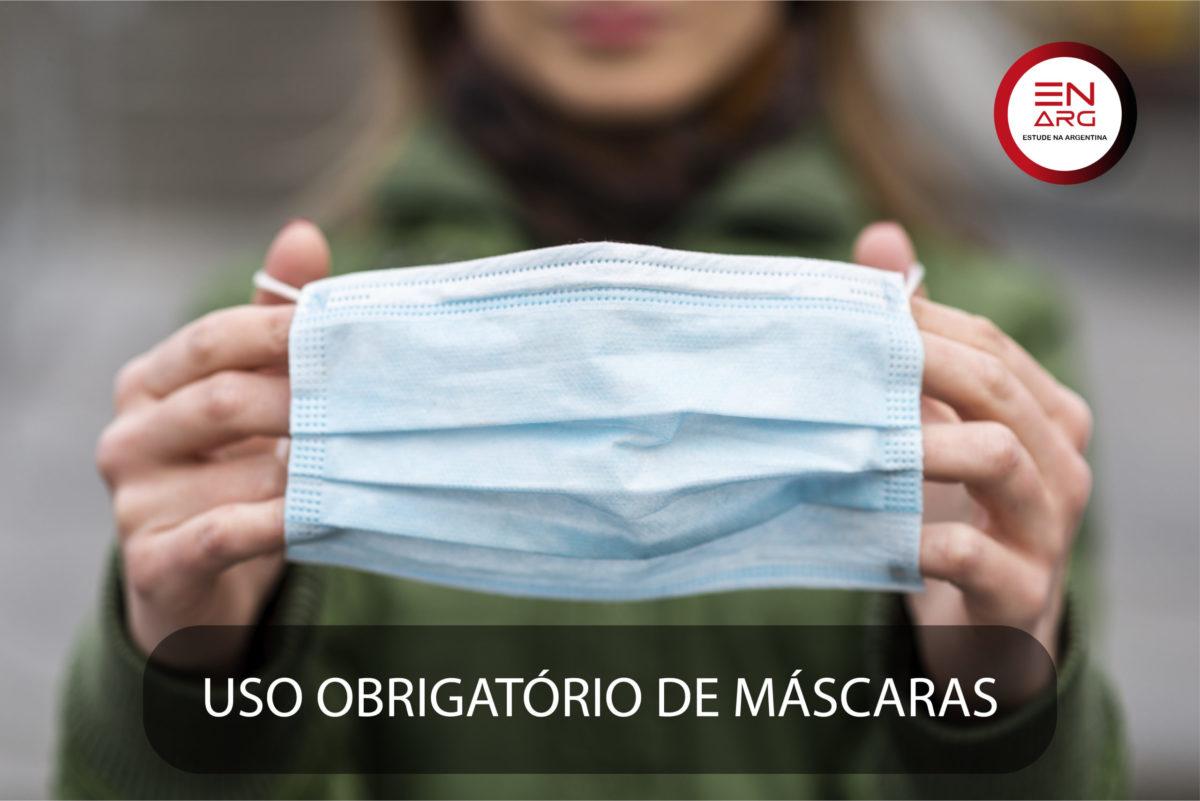 uso de máscaras 01 scaled e1586947340229 - USO OBRIGATÓRIO DE MÁSCARAS NA ARGENTINA