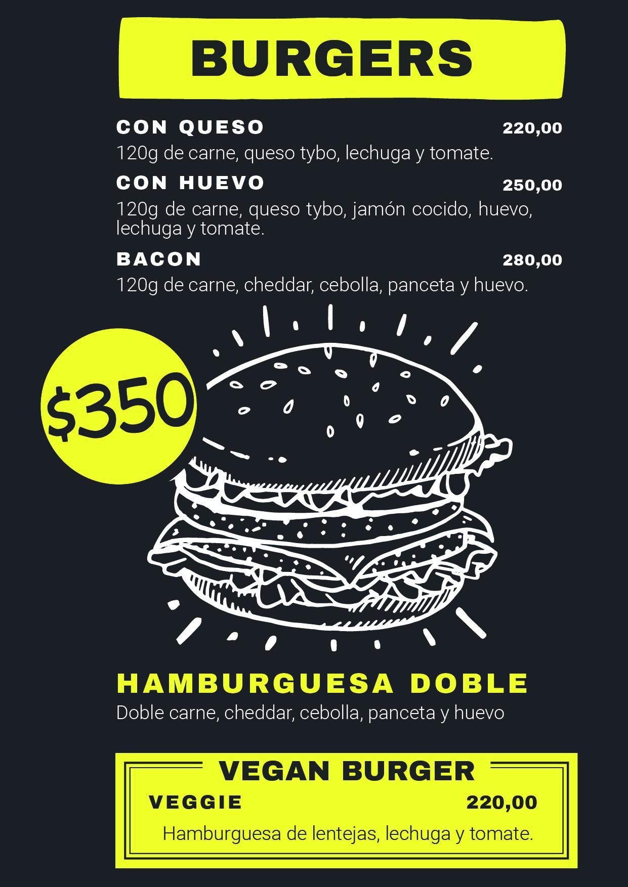 hamburguesas - hamburguesas