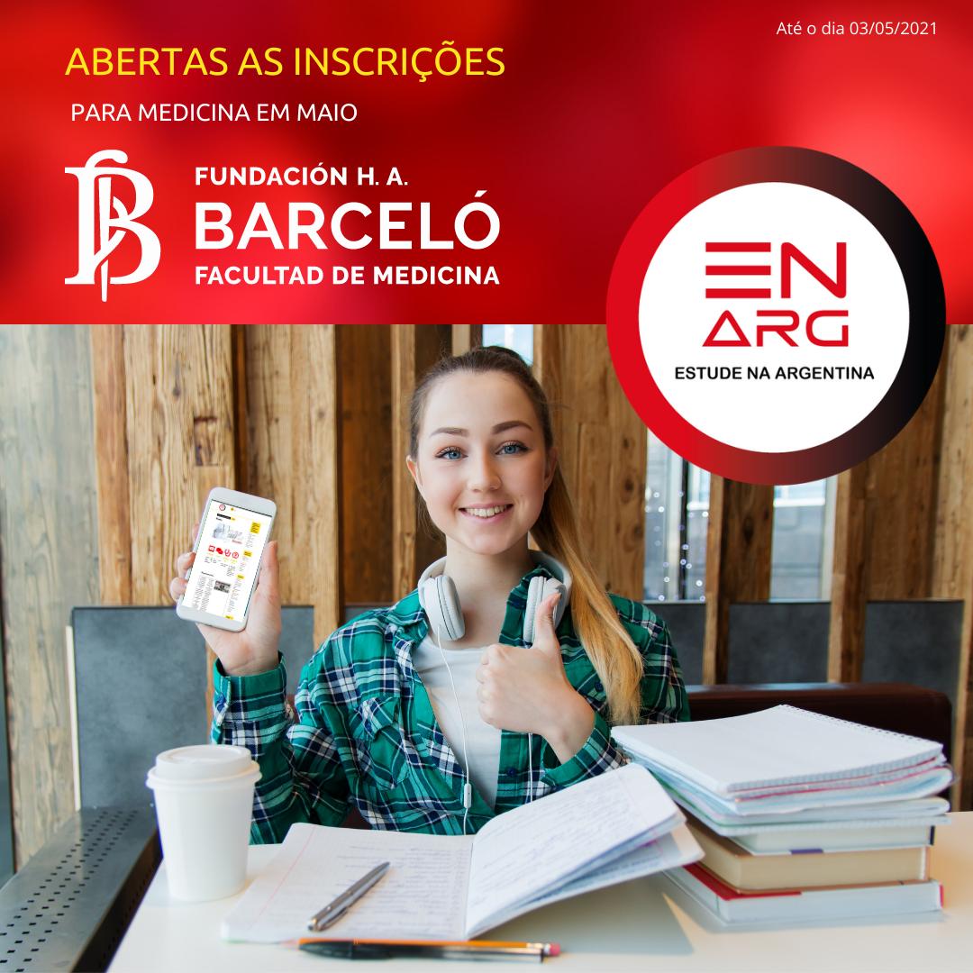 Inscricoes maio Barcelo - Já estão abertas as inscrições para turma de maio de 2021 - Fundación Barceló