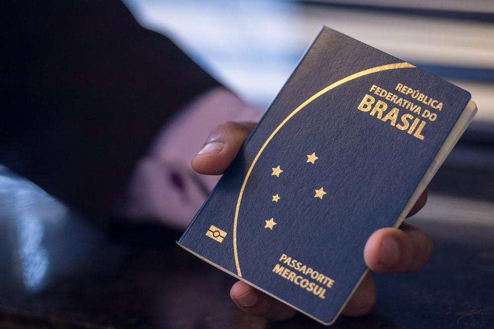 passaporte - Documentos necessários para realização do passaporte
